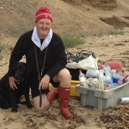 Nigel Watson beach litter 620