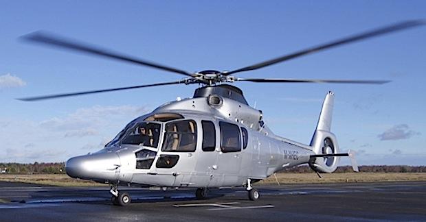 Eurocopter EC155B helicopter for sale  Nigel Watson