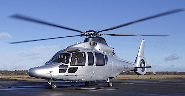 Eurocopter EC155B Helicopter For Sale.