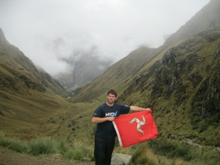 Manx Youth Opportunities Peru