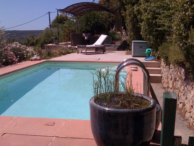 holiday villa callian