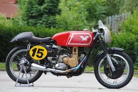 allan brew classic motorbike