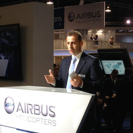 Airbus Helicopter CEO blog
