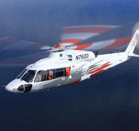 Sikorsky S-76D Nigel Watson