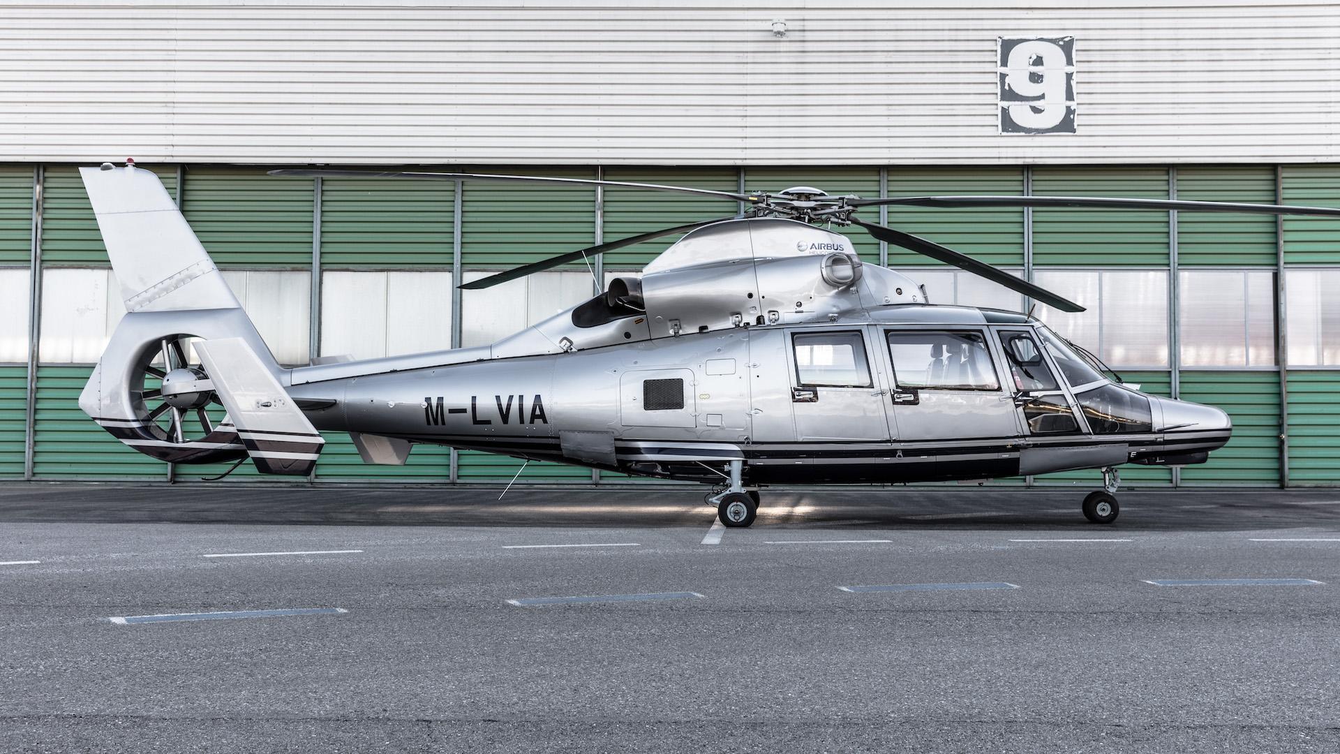 M-LVIA Eurocopter Airbus AS 365 N3