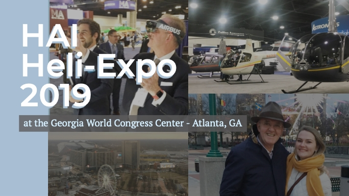 Our trip to HAI Heli-Expo 2019
