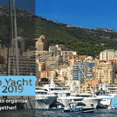 Nigel Watson Helicopter and Luxury Yachting Consulting : Monaco Yacht Show 2019