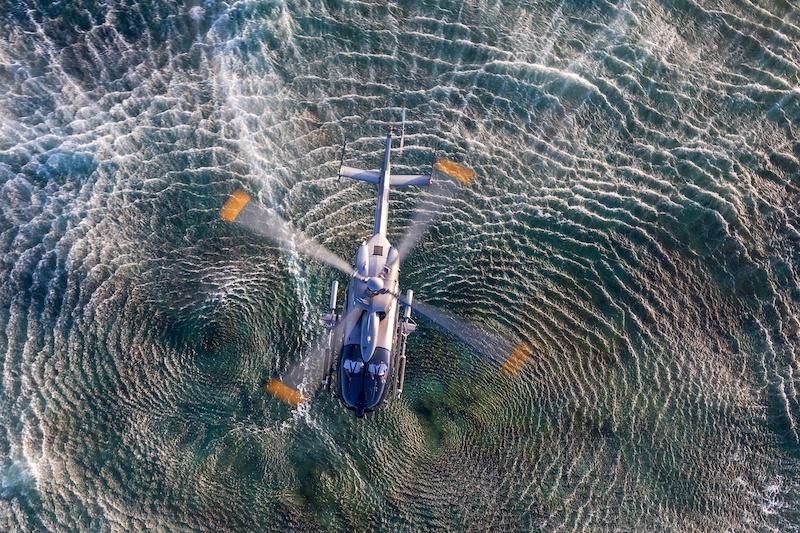 M-LUNA Flying - Sea